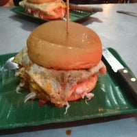 Photo taken at Wan Burger by Edgar W. on 7/6/2014