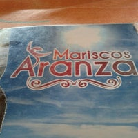 Photo taken at mariscos aranza by Héctor S. on 6/1/2013
