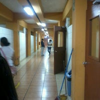 Photo taken at Universidad Doctor Andres Bello Sonsonate by Wendy C. on 4/25/2013