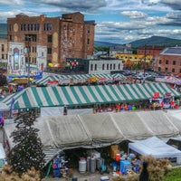Photo taken at Pittston Tomato Festival by Rob M. on 8/22/2015