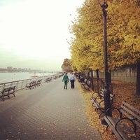 Das Foto wurde bei Riverside Park South von Michael G. am 10/26/2012 aufgenommen