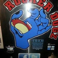 Photo taken at Rocker Dogz @ Southtown 101 by Jacqueline P. on 7/14/2013