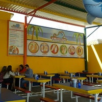 Photo taken at El Pescadito by Ramses P. on 4/17/2013