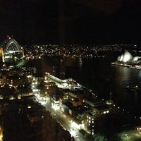 Photo taken at Four Seasons Hotel Sydney by Nicola C. on 5/20/2013