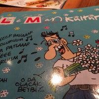 Photo taken at Leman Kültür by Emre Ü. on 2/17/2016