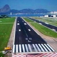 Photo taken at Rio de Janeiro Santos Dumont Airport (SDU) by Rogerião F. on 5/22/2013