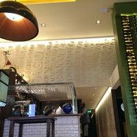 Photo taken at Meditteraneo Restaurant by Calvo M. on 1/13/2014
