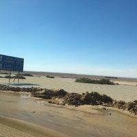 Photo taken at Ras Gharib by Moattaz B. on 11/5/2016