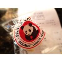 Photo taken at Panda Express by Ya K. on 2/17/2013