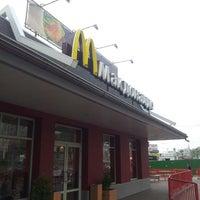 Photo taken at McDonald's by Дмитрий В. on 5/1/2013