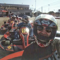 Photo taken at Karting Club Vendrell by Sergilein M. on 6/18/2015