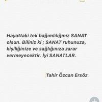 Photo taken at Tahir Özcan Ersöz Sanat Akademisi by Tahir Özcan Ersöz Prodüksiyon S. on 3/7/2016