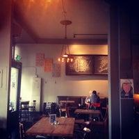 Photo taken at Saint John's Bar & Eatery by Rochelle A. on 11/18/2012