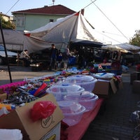 Photo taken at Carsamba Pazarı Peynirciler Sokagı by Ismail T. on 11/20/2013