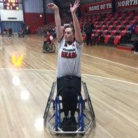 Photo taken at North Sydney Indoor Sports Centre by Matthew W. on 7/10/2015