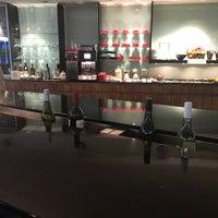 Photo taken at Qantas International Business Lounge by Matthew W. on 4/29/2017