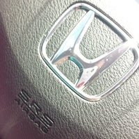 Photo taken at Honda Cars Kalookan by Chi on 5/21/2013