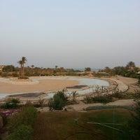 Photo taken at Palmera Beach Resort Ain Sukhna by Gamal S. on 5/2/2013