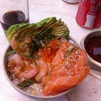 Photo taken at Sushi House by Ricardo E. on 9/7/2013