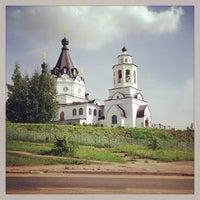 Photo taken at Парк Победы by Boris P. on 5/30/2013