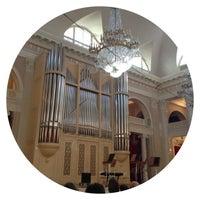 Снимок сделан в Филармония им. Д. Д. Шостаковича. Большой зал пользователем Sasha R. 6/18/2013