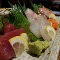 Photo taken at 新宿 隠れ家的創作和食 KURIYA by Dehron H. on 5/16/2018