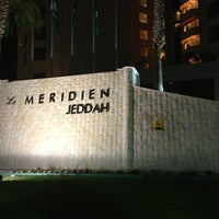 Photo taken at Le Méridien Jeddah by Abdullah S. on 5/9/2013