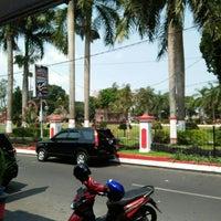 Photo taken at Alun Alun Kota Blitar by Ase M. on 10/16/2015