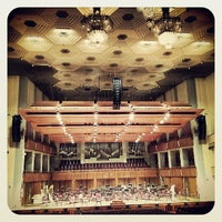6/13/2013에 Marijcke V.님이 Kennedy Center Concert Hall - NSO에서 찍은 사진