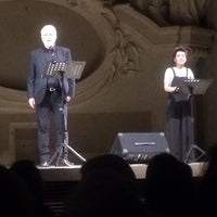 Photo taken at Oratorio San Filippo Neri by Paolina P. on 5/4/2017