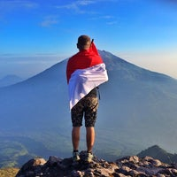 Photo taken at Gunung Merapi by andy @. on 8/21/2016