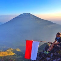 Photo taken at Gunung Merapi by andy @. on 9/9/2016