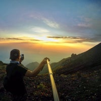 Photo taken at Gunung Merapi by andy @. on 8/24/2016