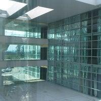 Photo taken at Sheraton Milan Malpensa Airport Hotel & Conference Centre by Tan P. on 4/7/2013