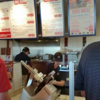 Photo taken at Jersey Mike's Subs by John B. on 5/8/2015