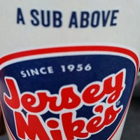 Photo taken at Jersey Mike's Subs by John B. on 3/4/2016
