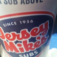 Photo taken at Jersey Mike's Subs by John B. on 2/5/2016