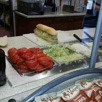 Photo taken at Jersey Mike's Subs by John B. on 3/21/2016