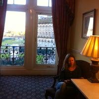 Photo taken at Midland Hotel by Ганнуся Т. on 5/13/2013