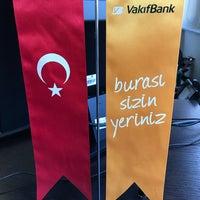 Photo taken at VakıfBank by Kaan K. on 3/9/2017
