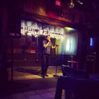 Photo taken at Poplar Lounge by Cherie C. on 9/10/2013