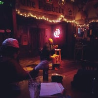 Photo taken at Poplar Lounge by Cherie C. on 3/25/2014