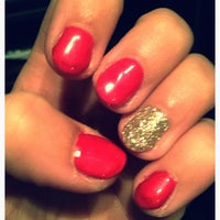 Photo taken at Nails Done @Nele by Els H. on 11/8/2013