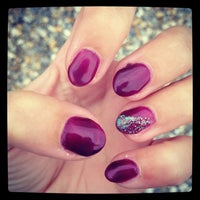 Photo taken at Nails Done @Nele by Els H. on 9/25/2013