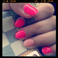 Photo taken at Nails Done @Nele by Els H. on 8/30/2013