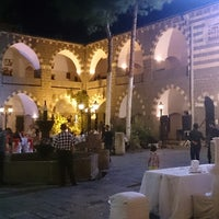 Photo taken at Hotel Büyük Kervansaray by Osman E. on 8/22/2013
