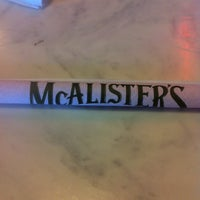 Photo taken at McAlister's Deli by Hannah S. on 4/22/2013