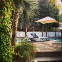 Photo taken at B&B Villa Cinque Pini by Maria I. on 7/18/2013