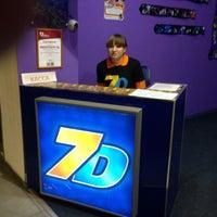 Снимок сделан в 7D-кинотеатр пользователем Alexa M. 4/13/2013