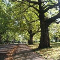 10/6/2012 tarihinde Angel Z.ziyaretçi tarafından Finsbury Park'de çekilen fotoğraf